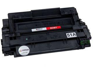 Toner 51A - Q7551A do HP LaserJet P3005dn, P3005, M3027 - NOWY Zamiennik