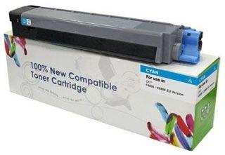 Toner do OKI MC860 / 44059211 / Cyan / 10000 stron / zamiennik