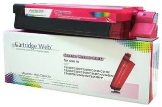 Toner do OKI C3100 C5100 C5450 / 42804514 42127406 42127455 / Magenta / 5000 stron / zamiennik
