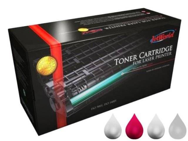 Toner Magenta Samsung CLP 320 / 325 / CLX 3185 zamiennik refabrykowany CLT-M4072S / czerwony/ 1000 stron