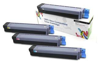 Toner do OKI C831 C841 / 44844505 / Yellow / 10000 stron / zamiennik