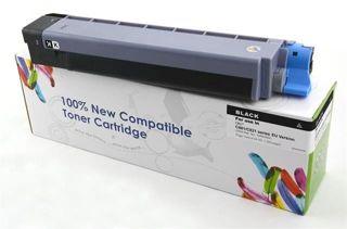 Toner do OKI C801 C821 / 44643004 / Black / 7000 stron / zamiennik